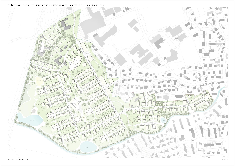 Architekten Landshut kilian schmaedicke portfolio competition in collaboration with